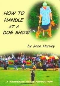 How to Handle at a Dog Show