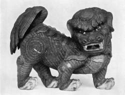 Chinese Lion Dog c 1700-1800 AD