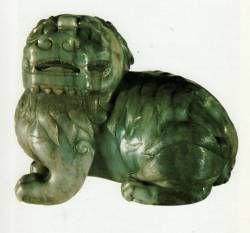 Chinese 'Lion-Dog' c 1,300 A.D