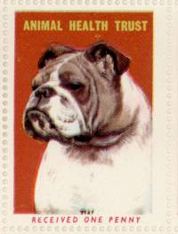 Bulldog Stamp