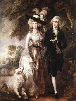 Gainsborough Painting c  1750