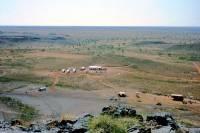 Mining Camp Pilbara WA c 1960
