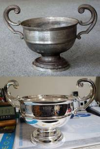 1928 Greyhound Coursing Cup