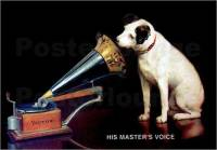 'His Masters Voice' updated model