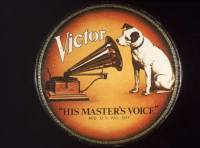 'His Masters Voice' Record