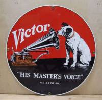 'His Masters Voice' Victor Record