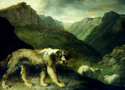English Sheepdog c 1803